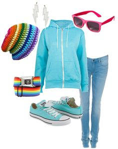 Adult Rainbow Dash ;)