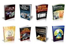 100 Business eBooks with Resell Rights ( Only 8 ¢ per Book ) PDF | Ebooks-MRR