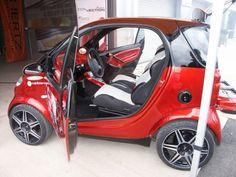 Smart Car Bronze