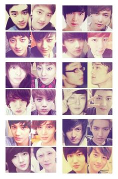 Exo * Pre debut & Now my bias is cute before debut and after wtf they so perfect :) Sehun Oh, Chanyeol, Kyungsoo, Hunhan, Exo Ot12, Kpop Exo, Exo K, Baekhyun Moon Lovers, Exo Facts