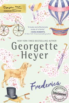 "Read ""Frederica"" by Georgette Heyer available from Rakuten Kobo. I have Georgette Heyer's books in every room of my house.""— New York Times bestselling author Nora Roberts Georgette H. Georgette Heyer, Nora Roberts, Books 2018, Vintage Book Covers, Romance Books, Bestselling Author, Books To Read, Novels, This Book"