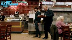 Katz's Deli is Jim's go-to sandwich hub. Click to watch Jim Gaffigan in the latest episodes of THE JIM GAFFIGAN SHOW and find out what he's eating next.