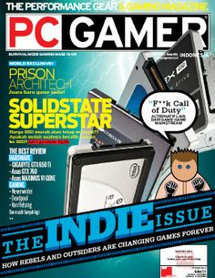 PC Gamer Indonesia - October 2013 Indonesia | 116 Pages | True PDF | 49.88 Mb