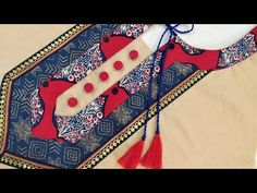 Neck Designs For Suits, Kurti Neck Designs, Dress Neck Designs, Watch V, Namaste, My Arts, Make It Yourself, Stitch, Salwar Kameez