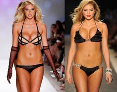 I do think she looks better w meat on her bones...Kate Upton Weight Gain Before and After | Gainer Fat Stories http://www.paaw.org/kate-upton-weight-gain.htm