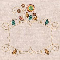 Spring Frame 3 - 4 Sizes! | What's New | Machine Embroidery Designs | SWAKembroidery.com Abigail Michelle