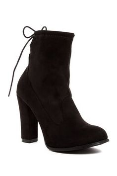 Solvang Back Lace Boot
