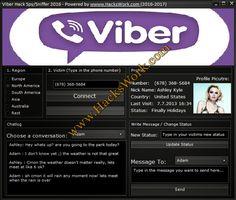 Viber Hack Spy Sniffer | www.HacksWork.com