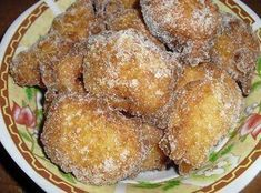 A recipe that was from my Sicilian grandmother (Nana). I don& know if it is original, but I cooked this as a child and now for my grandchildren. I hope it gets passed on to my great-grandchildren. Italian Cookie Recipes, Sicilian Recipes, Italian Desserts, Italian Foods, Italian Cookies, Sicilian Food, Donut Recipes, Cooking Recipes, Diet