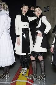 Image result for meadham kirchhoff aw13