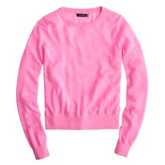J.Crew - Tilly sweater. The best sweater that looks great on any body