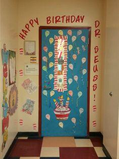 Dr.seuss birthday