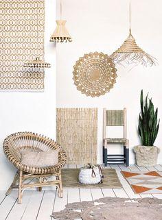 Une #déco #ethnique dans votre #maison ?  http://www.m-habitat.fr/par-pieces/salon-et-salle-a-manger/10-ambiances-pour-votre-salon-3786_A