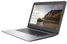 """HP 14"""" Chromebook 14 G4 4 GB RAM 16 GB SSD Intel HD Graphics Black (T4M32UT#ABA): Computers & Accessories"""