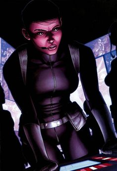 Maria Hill by Steve McNiven Maria Hill, Shield Helicarrier, Secret Avengers, Marvel Comic Character, Character Art, Todays Comics, Marvel Women, Better Half, Star Wars Characters
