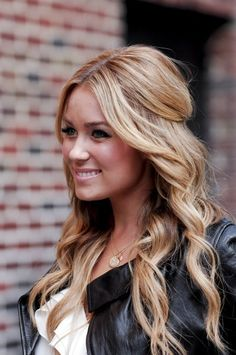 love Lauren Conrad's hair.  For Jillian she love LC and has the same birthday as Her.