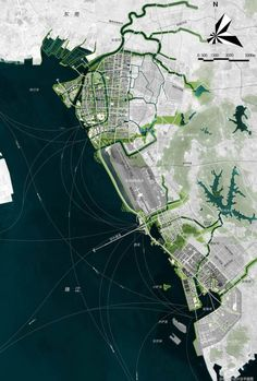 HASSELL WINS BAO'AN URBAN DESIGN COMPETITION