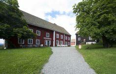 Jørgen Moe og folkeeventyrene Anna Colbjørnsdatter og slaget på Norderhov 1716 Prestegårdshistorie Ringerikemuseum, Hønefoss