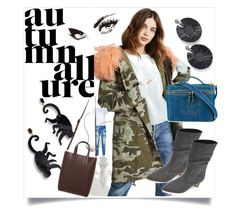 """""""Autumn Style..**"""" by yagna ❤ liked on Polyvore featuring Mr & Mrs Italy, ADAM, Dsquared2, Sigerson Morrison, Oscar de la Renta, Kendra Scott, Chanel, Milma, WALL and vintage"""