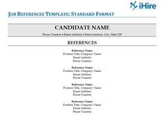 Great References For Resume Template Picture professional reference format resume format References For Resume Template. Here is Great References For Resume Template Picture for you. √ How To Create A Reference List Sheet For Job Interview... Reference Page For Resume, Reference Format, Word Reference, Resume References, Professional References, References Page, Resume Design Template, Resume Templates, Resume Format Download