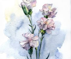 "Check out this @Behance project: ""Watercolor flowers"" https://www.behance.net/gallery/33376221/Watercolor-flowers"