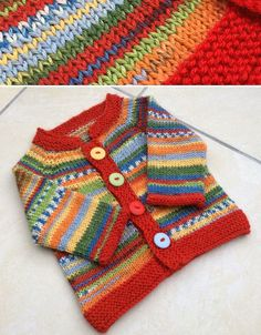 Child Knitting Patterns Free Knitting Sample Baby Knitting Patterns Supply : Fuss Free Baby Cardigan - Free Pattern by sumarivl Baby Sweater Patterns, Baby Sweater Knitting Pattern, Knit Baby Sweaters, Cardigan Pattern, Baby Patterns, Knit Patterns, Baby Knits, Knitted Baby Clothes, Cardigan Sweaters