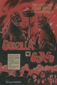 Godzilla vs. Gorgo