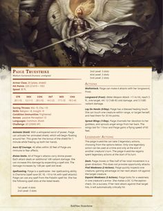 Post with 301 votes and 70076 views. Tagged with , ; Shared by ninebolt. The King's Army - A D&D Monster Pack Dungeons And Dragons 5e, Dungeons And Dragons Homebrew, Magical Creatures, Fantasy Creatures, Skyrim, Dnd Stats, Dnd 5e Homebrew, Dragon Rpg, Pathfinder Rpg