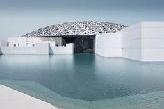Лувр под 180-метровым куполом: как устроено главное зданиеЖана Нувеля :: Статьи