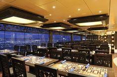 #MSCFantasia L'Africana #buffet restoran