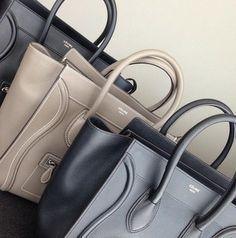 Celine Luggage.