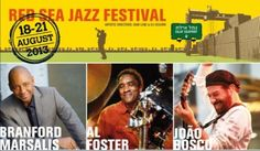 Red Sea Jazz Festival 2013