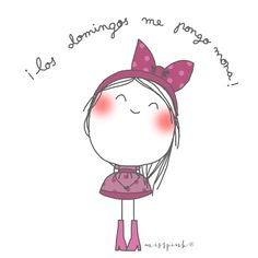 Miss Pink. Todo amor