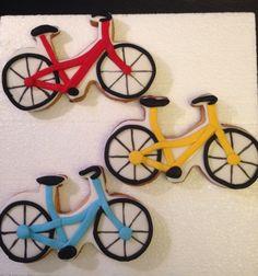 Bicycle cookies