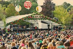 Banjo, Festival de musica indie folk on Behance