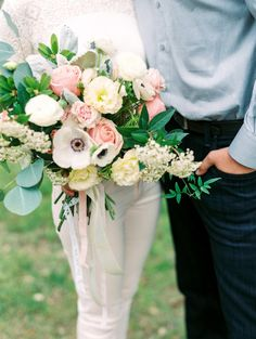 Bouquet: http://www.stylemepretty.com/2015/04/13/romantic-surprise-proposal/ | Photography: Dana Fernandez - http://www.danafernandezphotography.com/