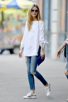 It Girl Outfit Formulas: Olivia Palermo