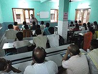 Paravidyapith Classes & Research