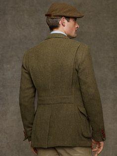 Messenger Tweed Sport Coat - Sport Coats Men - RalphLauren.com