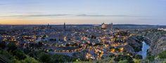 1 toledo spain evening sunset 2014 - Espanha – Wikipédia, a enciclopédia livre > Toledo, a antiga capital do Reino Visigótico.