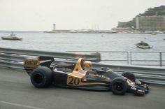 1977 GP Monaco (Jody Scheckter) Wolf WR1 - Ford