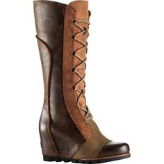 Sorel Cate The Great Wedge Boot - Women's | Backcountry.com