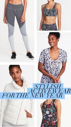 Stylish activewear f