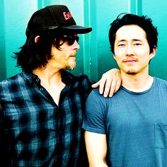 Norman & Steven at SXSW Music Festival in Austin TX, on 18 March, 2015