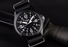 Traser H3 Officer Pro Watch Review   wrist time watch reviews