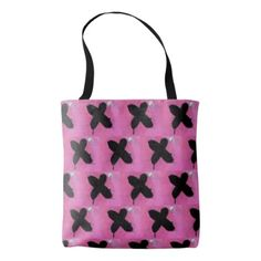 Pink tote. tote bag  $19.95  by Epiepi  - cyo diy customize personalize unique