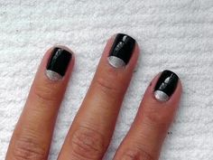 1930s Style Manicure