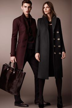 Burberry Pre-Fall 2013 Collection Photos - Vogue