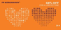FP Kobenhavn font download