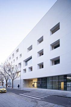 Education Center for the University of Cordoba,© Javier Callejas